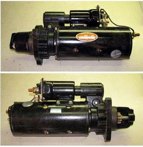 Starter Motor For M939A2, M35A2, M39A2 Series, 10935376 / 7072M