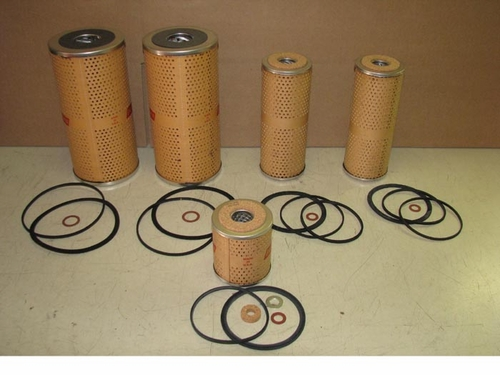 Filter Set Fuel & Oil (5 pcs) For M35A2, M39A2, FS01