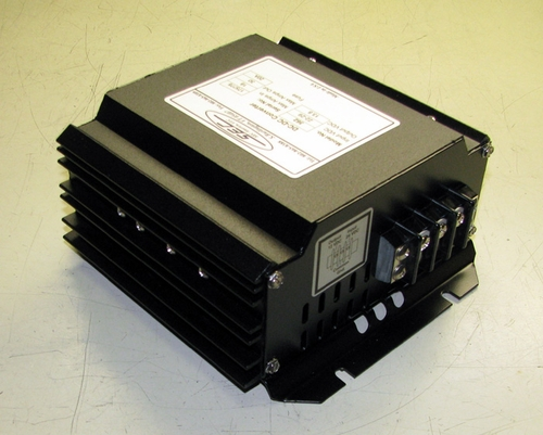 24 VDC to 12 VDC Converter 30 Amp, Heavy Duty Construction, 362