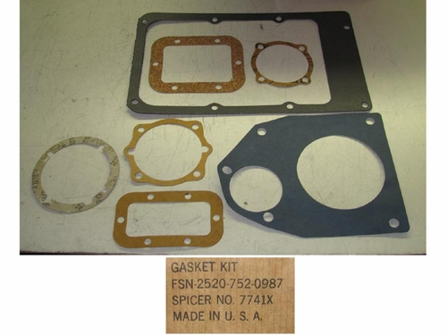 M35 Transmission Gasket Set (For Spicer 3053A & 3052) 7741X / 7520987