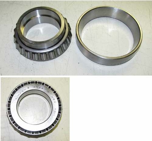 Wheel Bearing, Outer, For M35A3, Special CTIS Design, 12448545 / 392E-3920C