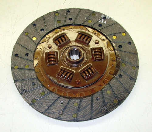 Clutch Disc For M37, 7349076