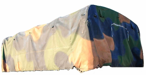 Cargo Cover for M35 Series 2.5 Ton Trucks, 12450241-1