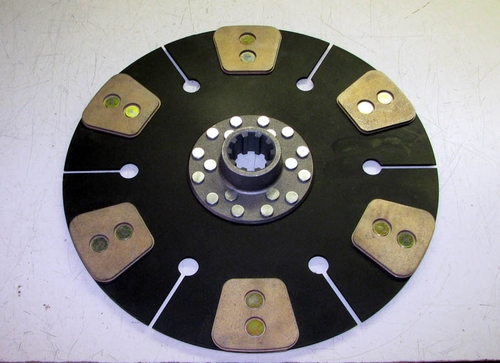 Clutch Disc For 5 Ton Trucks M809 and M54A2 (M39A2) Series, 8735503 / 11664387