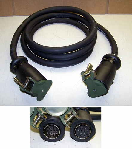 Trailer Cable (Intervehicular Cable), 144 Inches, 7728814