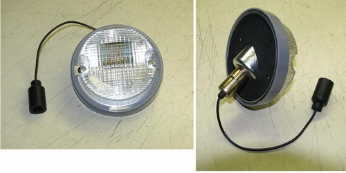 Backup Light For HMMWV & M35A3, 01-6201-93