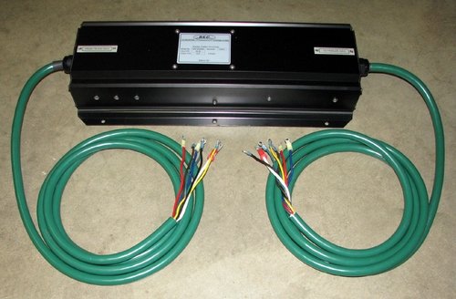 Trailer Electrical Converter, 24 Volt Military to 12 Volt Civilian, UTC 2412GD