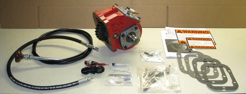 PTO Kit For All M939 Series, (Allison MT654CR), 221XEAJP-W3XD