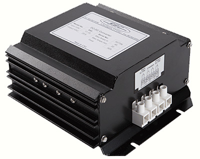 12 VDC to 24 VDC Converter 20 Amp, Heavy Duty Construction, 640 CE