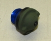 Dash Indicator Lens, Blue, 7358622-1