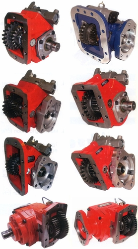 POWER TAKE-OFF (PTO), PUMPS, AND ACCESSORIES