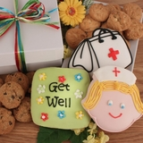 Well Wishes Cookie Gift Box - SOLD OUT