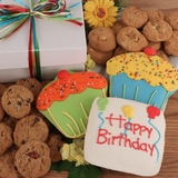 Birthday Wishes Cookie Gift Box
