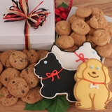 Dog Gone Good Cookie Gift Box