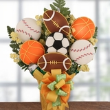 Game Time Cookie Bouquet