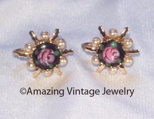 EVENING ROSE Earrings
