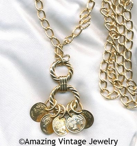 FASHION FORTUNE Necklace