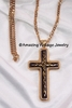 MYTHOLOGY Cross Necklace