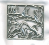 Emmons DUCKS IN FLIGHT Pin/Pendant