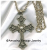 PEACE Limited Edition 1975 Cross Necklace