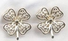 FILIGREE CLOVER Earrings