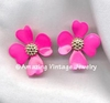 DOGWOOD Earrings - Pink