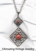 Inca Fire Necklace