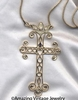 MAJESTIC CROSS Necklace
