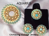 AQUARIUS Set - 1970 - Pin available