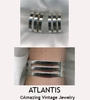 ATLANTIS Set - 1976 - Earrings available