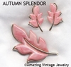 AUTUMN SPLENDOR - 1975 - Pin available