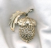 GOLDEN ACORN Pin