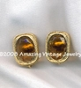 GOLDEN EMBERS Earrings - Slight wear