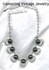 BOLD 'N BEAUTIFUL Necklace - Black