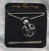 SILVERY ZODIAC Necklace - Gemini