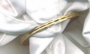 GOLDEN BANGLE Teen Bracelet 1967