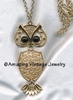 NITE-OWL Necklace