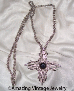 OMEGA Necklace - Hostess 1978