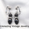 BLACK CHARMER Earrings