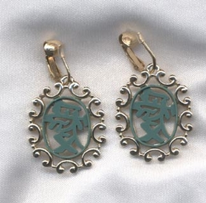 MING GARDEN Earrings