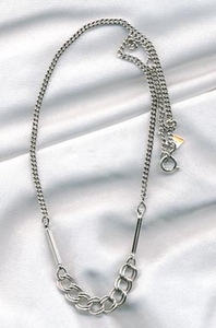 DOUBLE LINKS Necklace