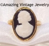 CAMEO LADY Ring - Small Frame