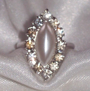 SATIN ELEGANCE Ring