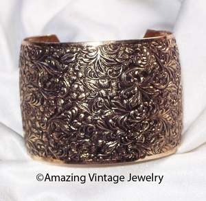 FASHION CUFF Bracelet - Bronze