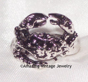 WRAP AROUND ZODIAC Ring CANCER