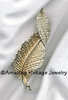 FASHION LEAF Pin