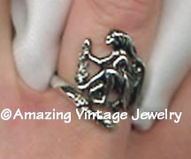 WRAP AROUND ZODIAC Ring - Virgo