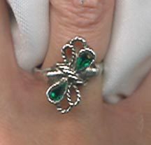 IRISH TREASURE Ring