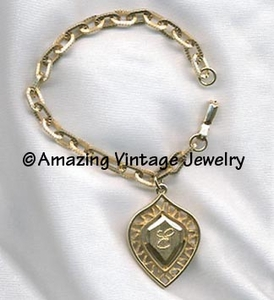 GOLDEN SHIELD Bracelet - E