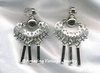 CHARISMA Earrings - Silvertone